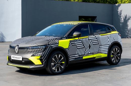 Renault udvider den elektriske flåde med MeganE