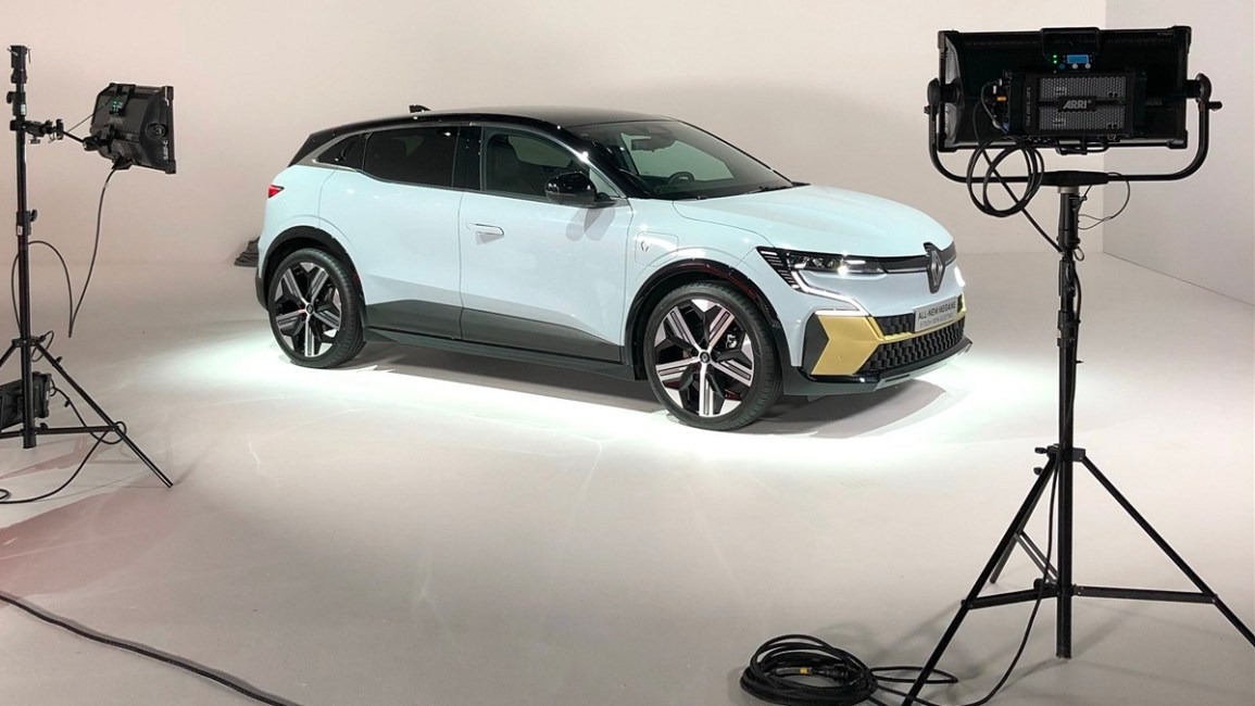 Nyhed: Renault Megane E-TECH Electric
