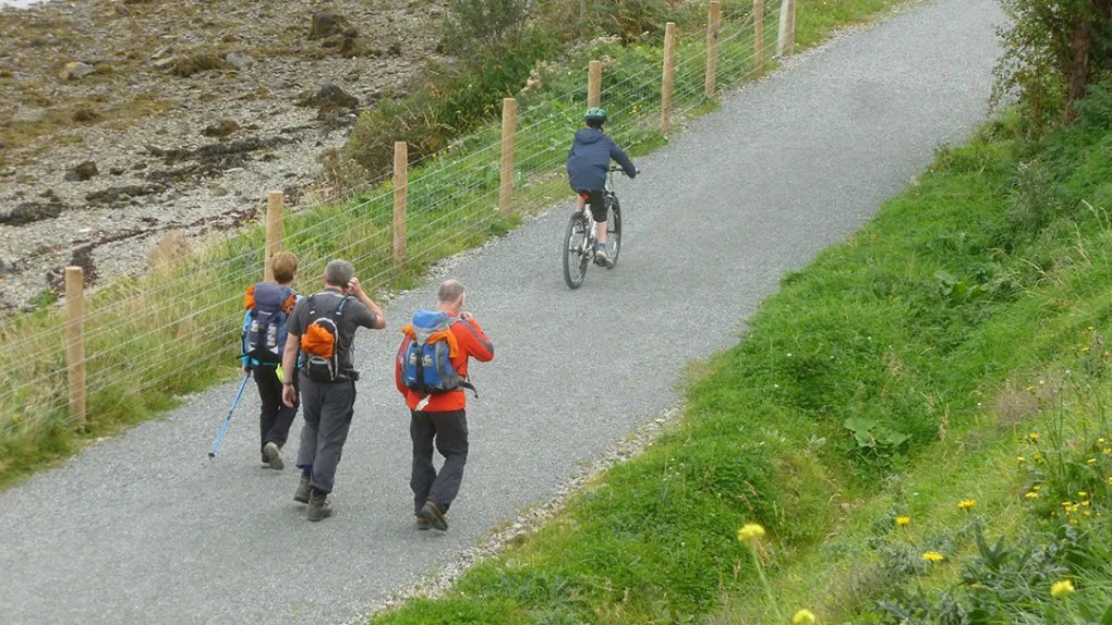 Whats Done So Far - Phase From Omeath to Carlingford