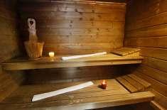 Sauna - Hôtel Carlit