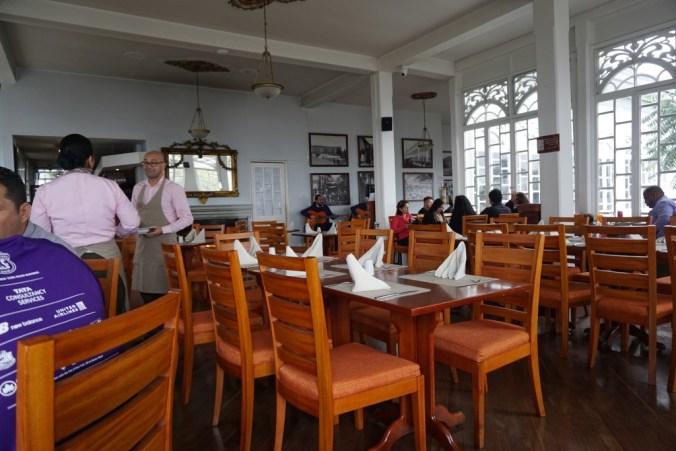Monserrate restaurant.