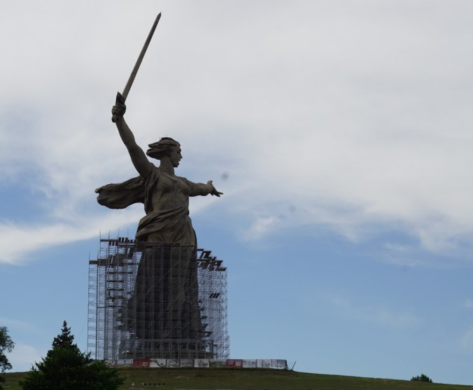 The Motherland Calls.