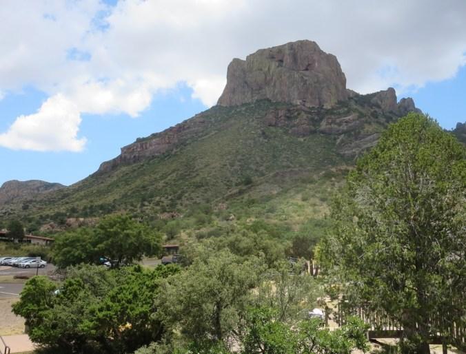 The tallest peak in Big Bend?
