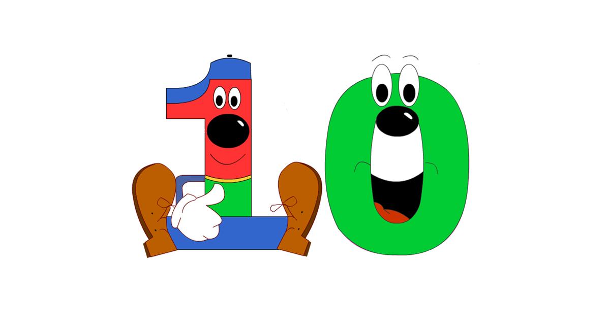 """Il fascino dei """"numeri 10″…"""