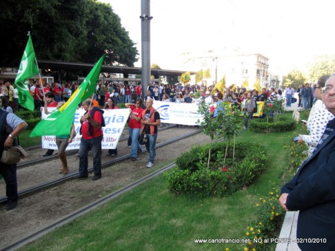 NO al PONTE ! -02/10/2010-009