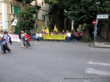 NO al PONTE ! -02/10/2010-067