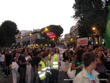 NO al PONTE ! -02/10/2010-094