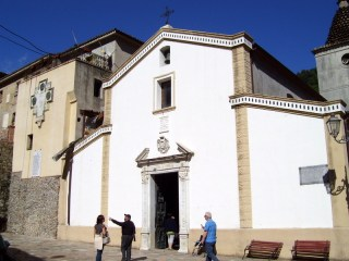 2007-Polsi - Chiesa