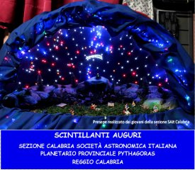 2015-Natale- Planetario Pytagoras