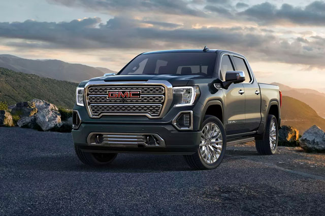 Most Unreliable Car Brands: #5 GMC