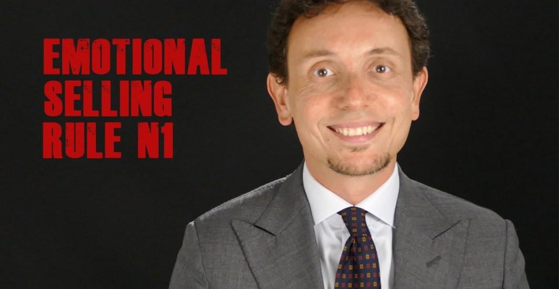 emotional selling rule 1