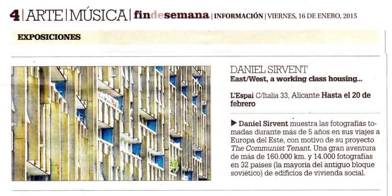 150116_Daniel_Sirvent_East-West_Diario_INFORMACION