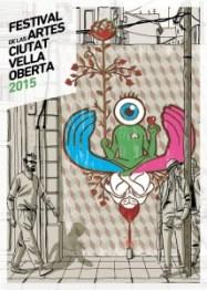 Ciutat Vella Oberta_Cartel