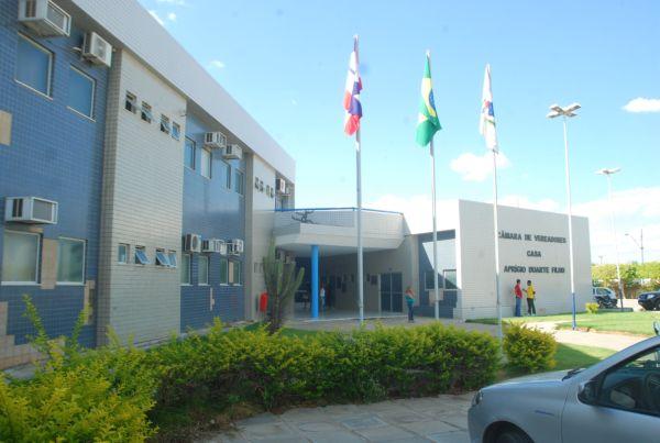 Câmara Juazeiro/Foto: Ascom