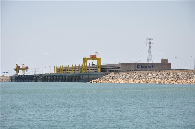 Sobradinho barragem