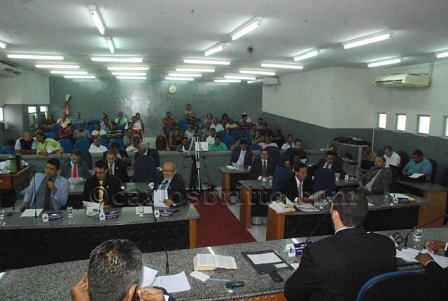 Câmara Juazeiro/Foto: Ascom CMJ