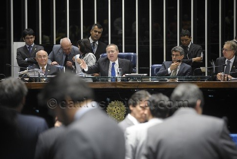 Plenário do Senado