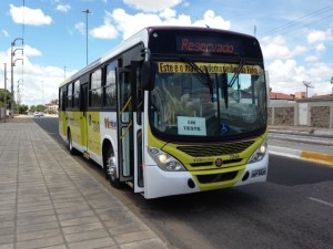 Ônibus Volvo Petrolina