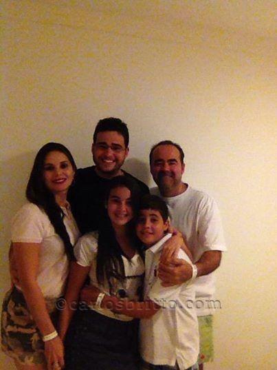 Lossio e familia