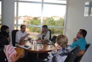 reunião univasf - itep