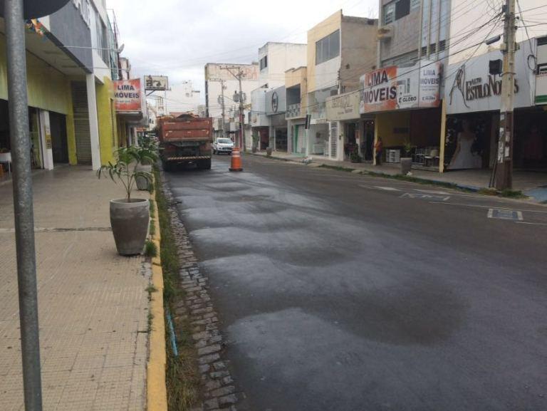 Resultado de imagem para Rua Souza Junior em Petrolina