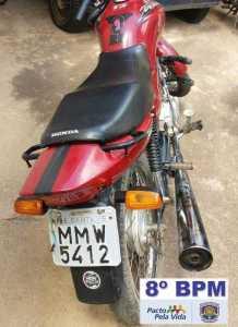 moto-roubada