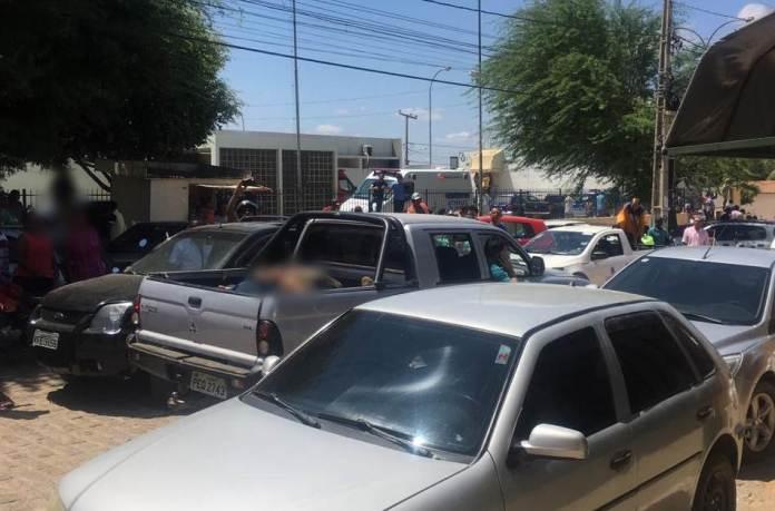 Resultado de imagem para Bandidos morrem em confronto com a polícia durante tentativa de assalto em Salgueiro