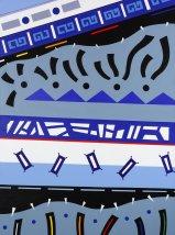 Acrílico y óleo sobre tela 160 x 120 cm