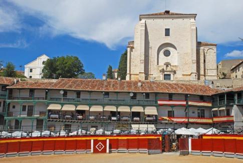 Plaza e Iglesia de la Asunción