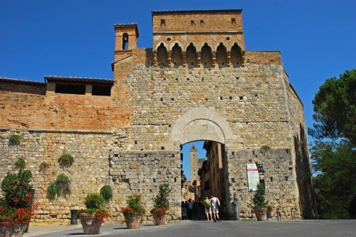 Puerta de San Giovanni
