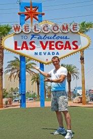 ¡CarlosdeViaje en Las Vegas!