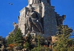 Pedestal - Estatua de San Juan Evangelista