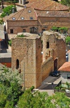 Cifuentes - Murallas: Puerta Salinera