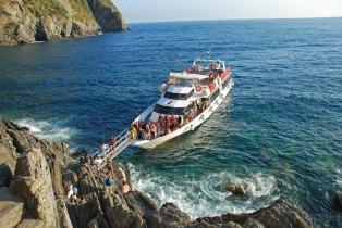 Barco Cinque Terre - Porto Venere