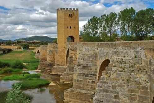 Puente de Frias (Burgos)