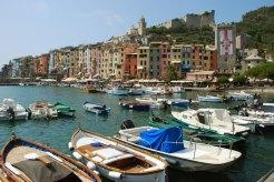 Porto Venere: Puerto y Ciudadela