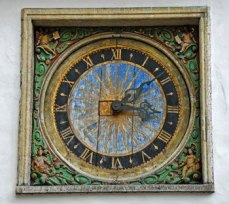 Reloj - Iglesia Espíritu Santo