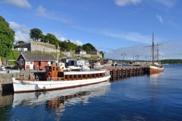 El Puerto y Castillo de Akershus
