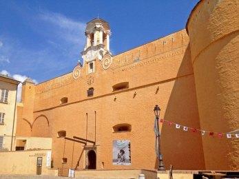 Castillo y Museo de Bastia