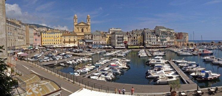 Puerto de Bastia