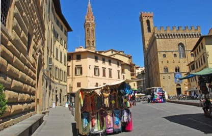 Piazza di San Firenze - Museo Bargello