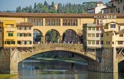 Pasarela del Ponte Vecchio