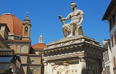 Estatua de Lorenzo Medici