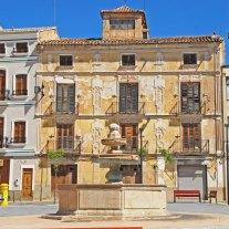 Plaza de España - Fuente
