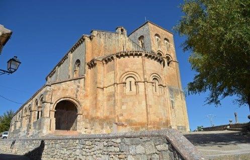 Iglesia del Salvador - Ábside