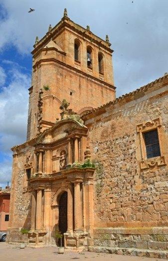 Portada Iglesia Nª.Sª. Asunción