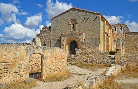Ermita Románica de San Frutos