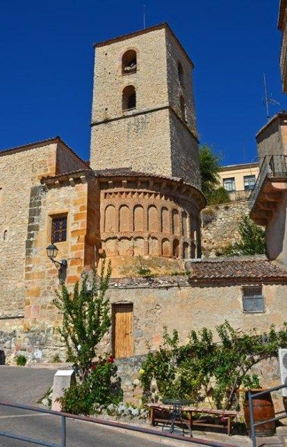 Iglesia de Santiago - C.I. Hoces del Duratón