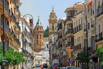Calle Fernando de Antequera