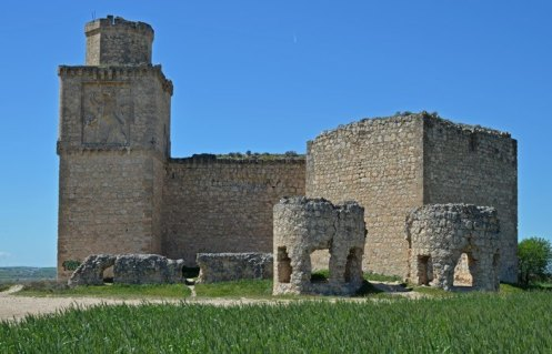 Castillo de Barcience